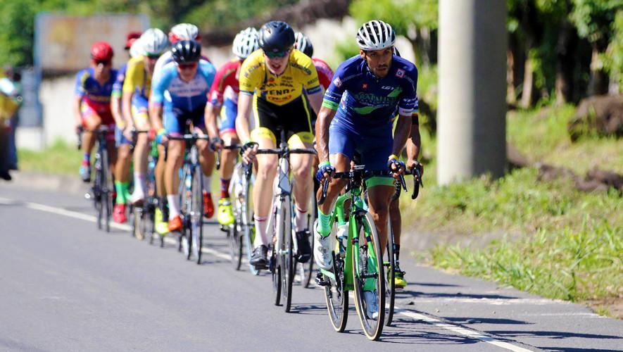 La edición 57 de la famosa Vuelta a Guatemala contará con un total de 10 etapas. (Foto: CDAG)