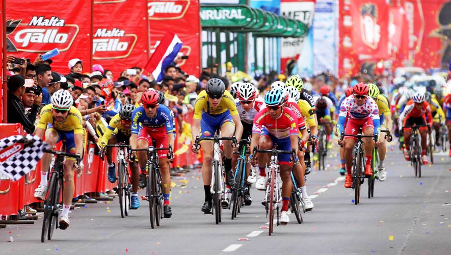 Serán más de 90 ciclistas de 15 equipos guatemaltecos y extranjeros que competirán en busca de la gloria. (Foto: CDAG)