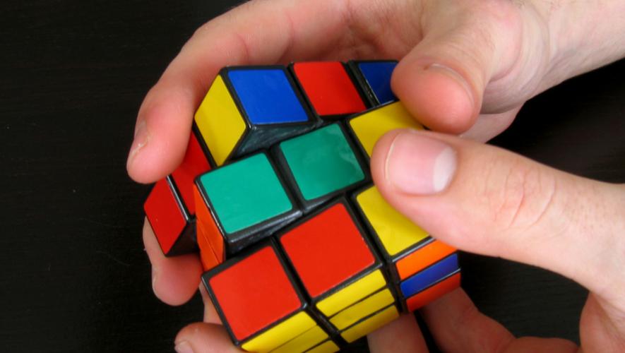 Torneo de cubo de Rubik en Quetzaltenango | Septiembre 2017