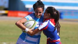 Las mujeres han logrado un progreso importante en el rugby guatemalteco y actualmente son la mejor selección de Centroamérica. (Foto: COGuatemalteco)