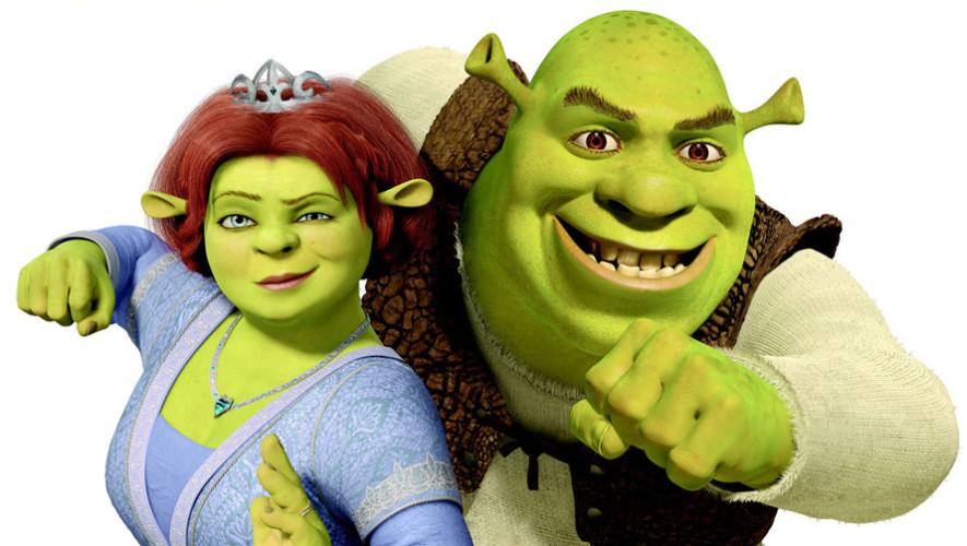"""Proyección gratuita de la película """"Shrek""""   Septiembre 2017"""
