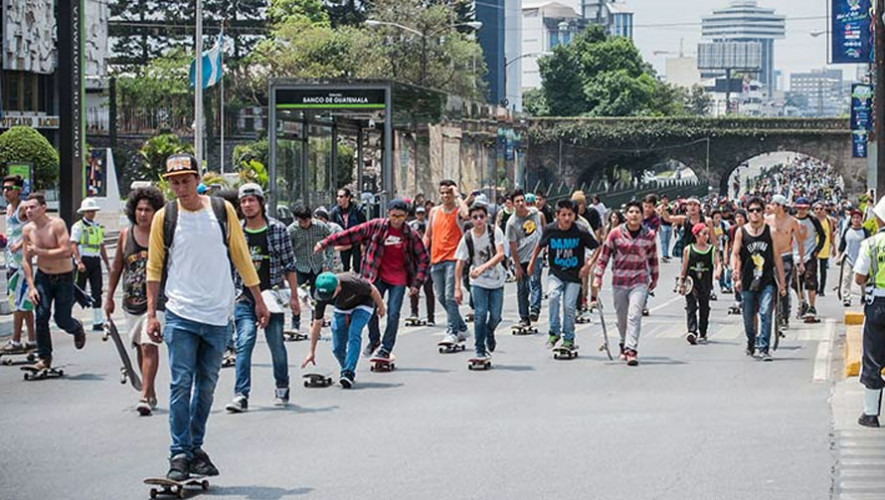 El Empuje en Guatemala   Noviembre 2017