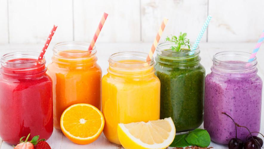 Taller gratuito de smoothies saludables | Agosto 2017