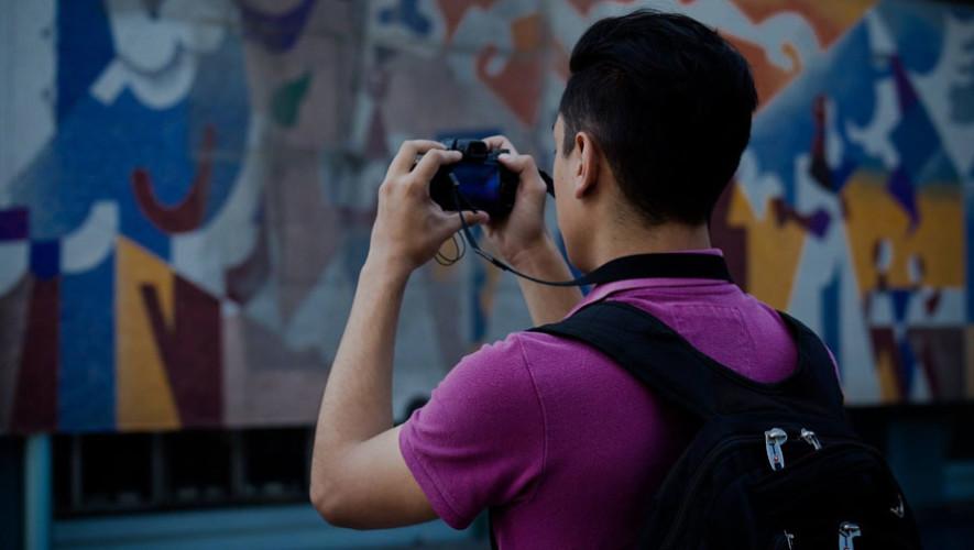 Curso de fotografía: Un click por la historia | Agosto 2017