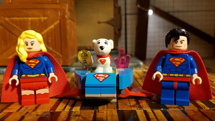 Exposición de LEGOS en Pradera Concepción | Agosto 2017