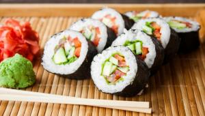 Curso para aprender a preparar Sushi | Septiembre 2017