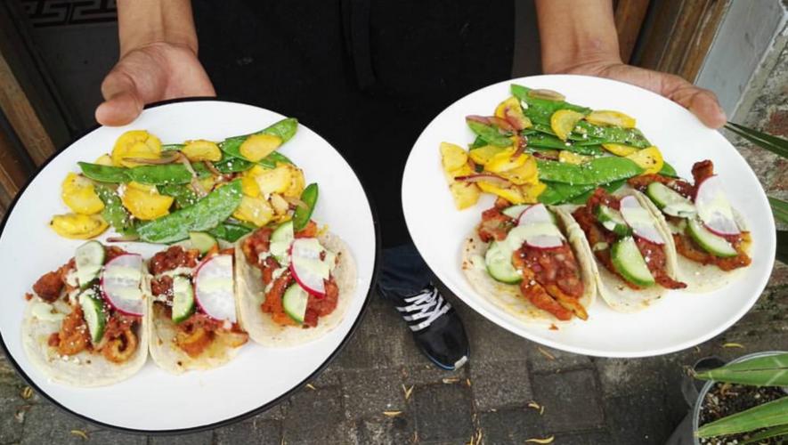 Noche de tacos en Mercado 24 | Agosto 2017