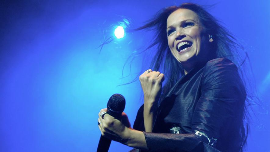 Concierto de Tarja Turunen en Guatemala | Octubre 2017