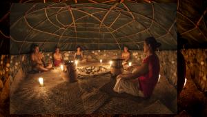 Tratamiento de Temazcal Ceremonial en El Tular | Sepriembre 2017