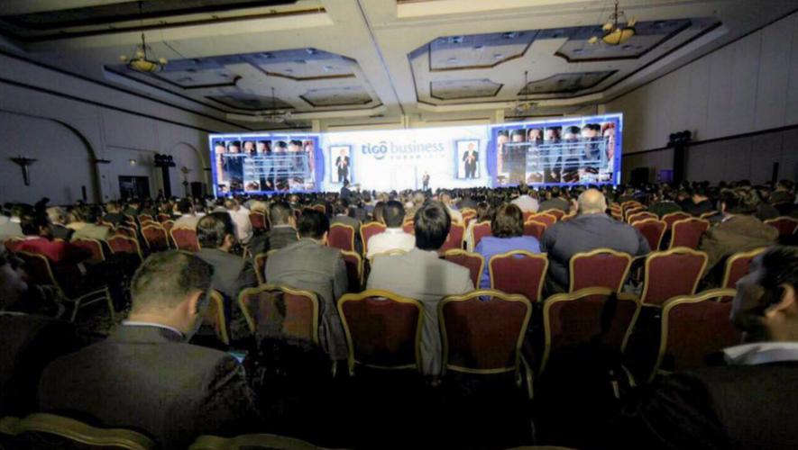 "Tigo Business Forum 2017: ""Internet de las cosas"" | Septiembre 2017"