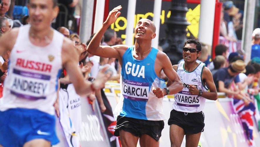 Tres guatemaltecos estarán presentes en la maratón del Mundial de Londres. (Foto: COGuatemalteco)