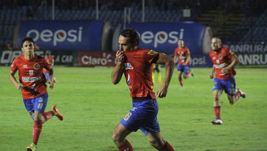 Los actuales campeones del fútbol nacional visitarán a Sanarate en la segunda jornada. (Foto: Rojos del Municipal)