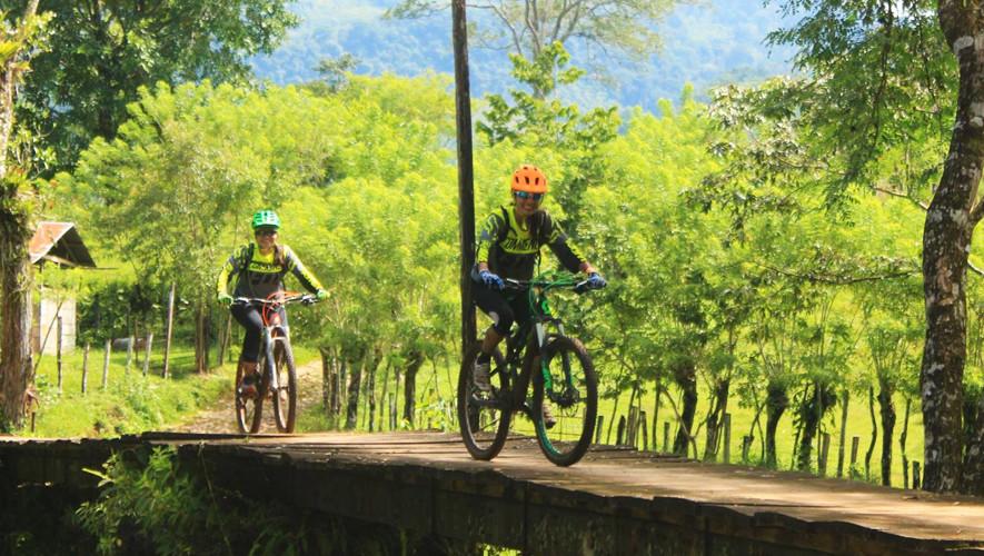 Travesía en bicicleta de Cobán a Hun Nal Ye   Septiembre 2017