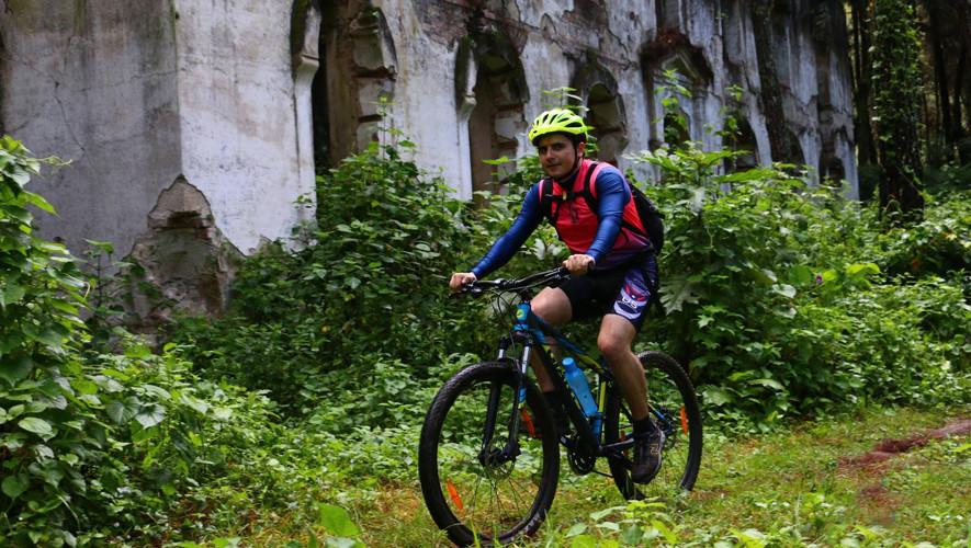 Travesía en bicicleta en Tecpán-Iximché | Septiembre 2017