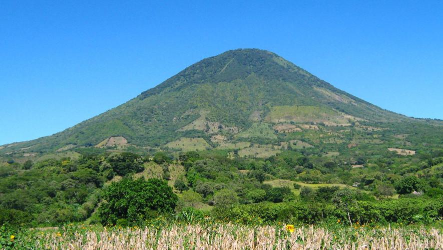 Triple de Jutiapa: Ascenso a volcanes Las Víboras, Amayo y Chingo | Agosto 2017