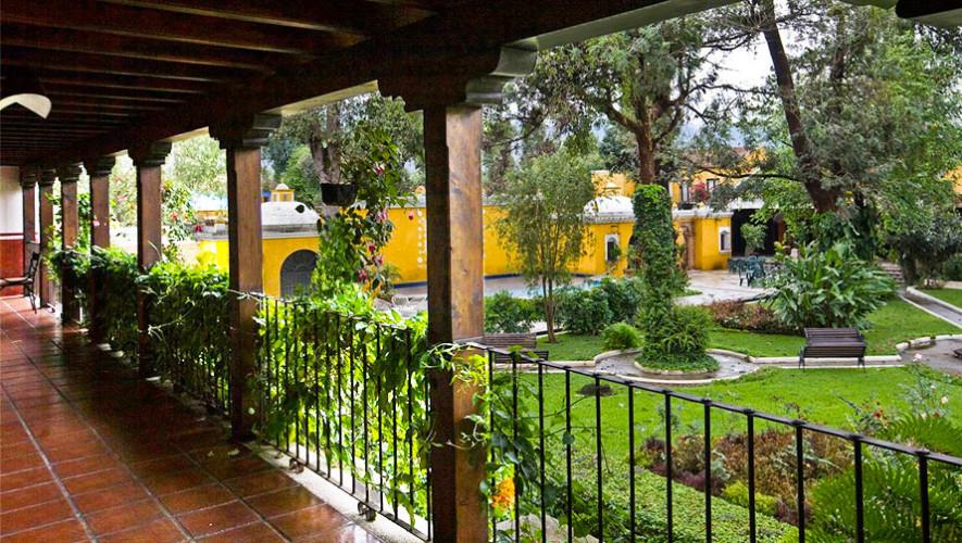 Villa Colonial (Foto: Villas de Guatemala)