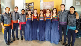 Cafella gana diploma de bronce en Rimini International Choral Competition
