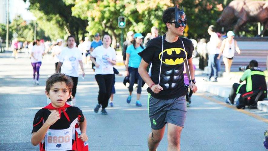Carrera Héroes por la Vida y la Familia | Octubre 2017