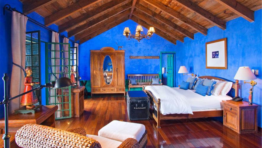 Casa palop amplias habitaciones con vista hoteles for Cabine del lago hyatt