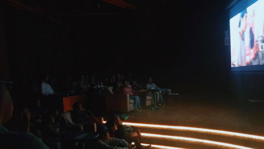 Tarde de cortometrajes guatemaltecos | Septiembre 2017
