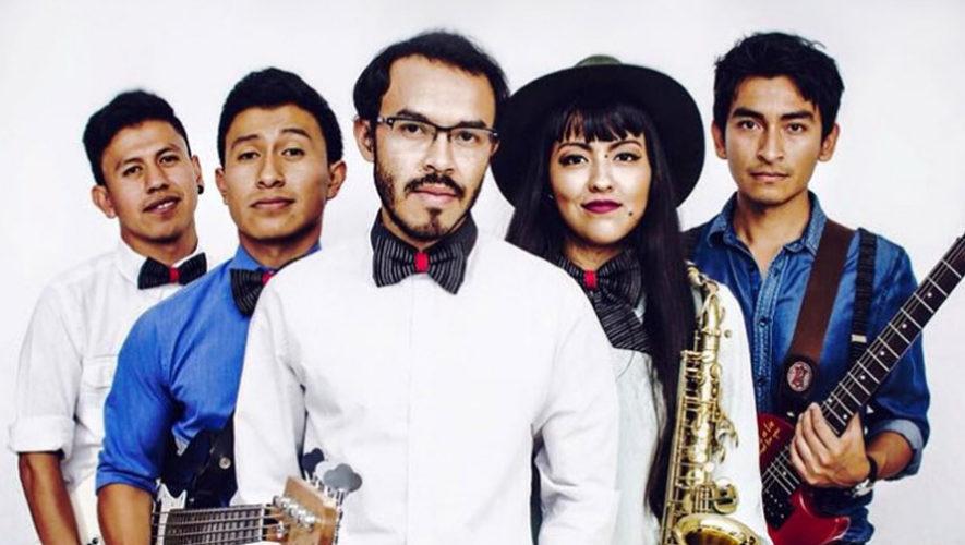 De la Rut es la banda guatemalteca que abrirá el concierto de Maroon 5