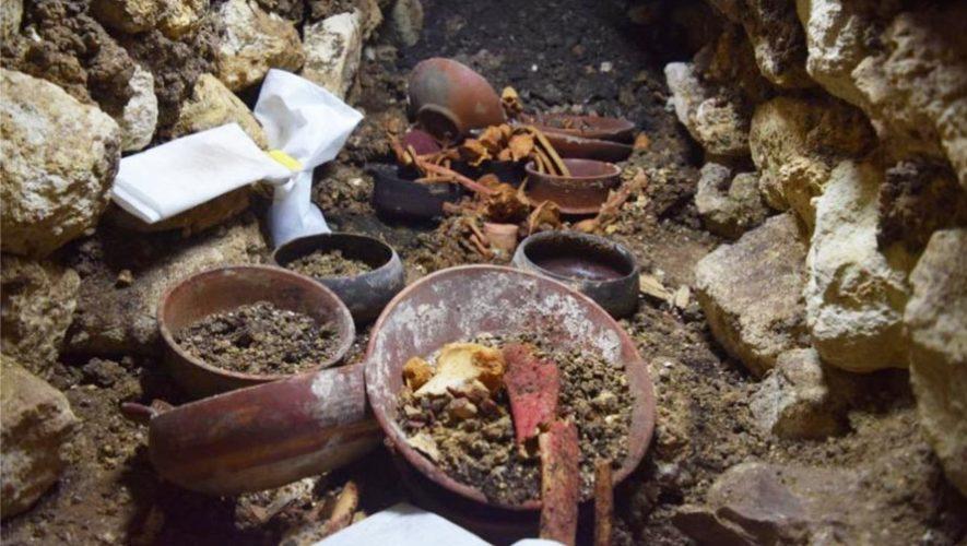 Descubren tumba de Te' Chan Ahk, gobernante maya en Guatemala