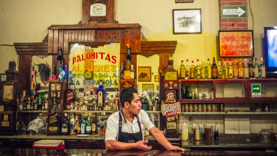 Lugares de la Sexta Avenida zona 1 en Guatemala