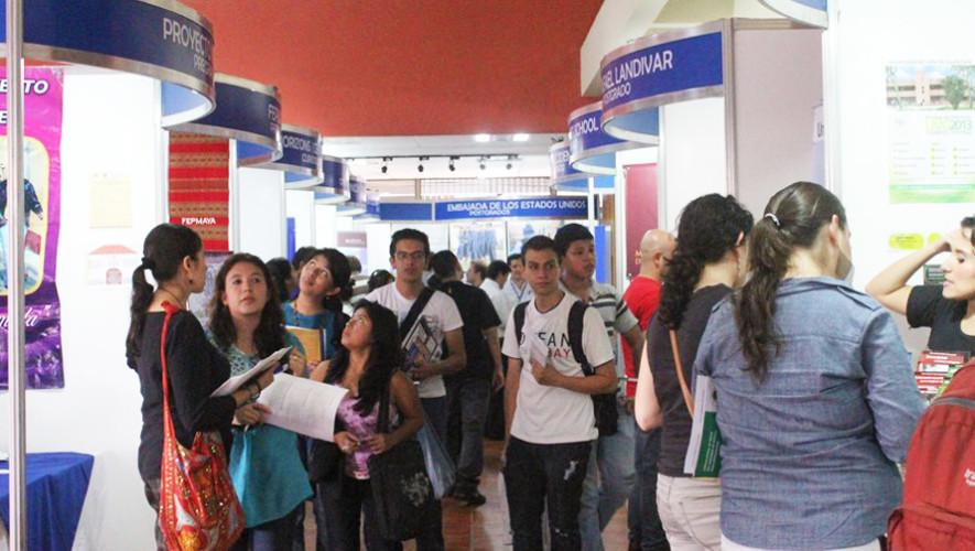 Feria Universitaria para estudiar en Costa Rica, septiembre 2017