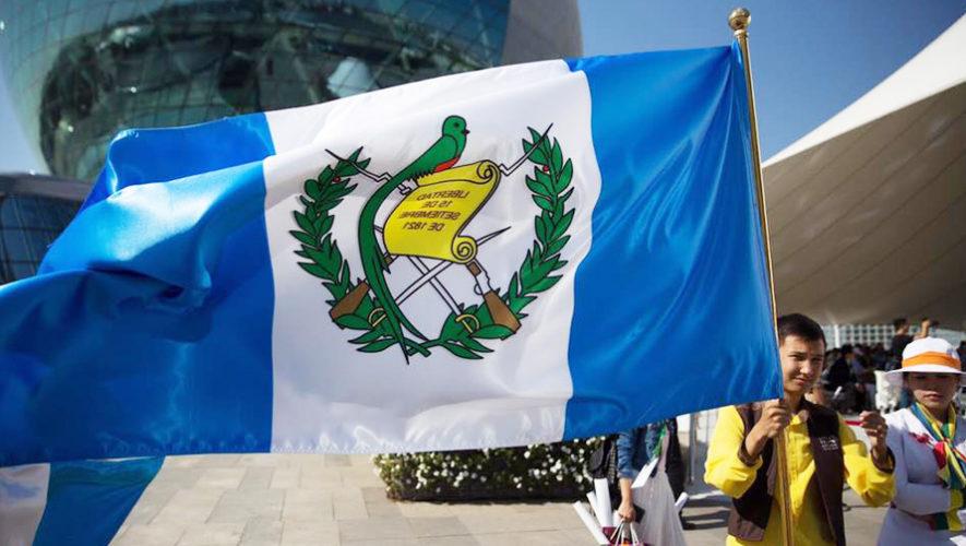 Guatemala es representada en Expo 2017 Astana, Kazajistán