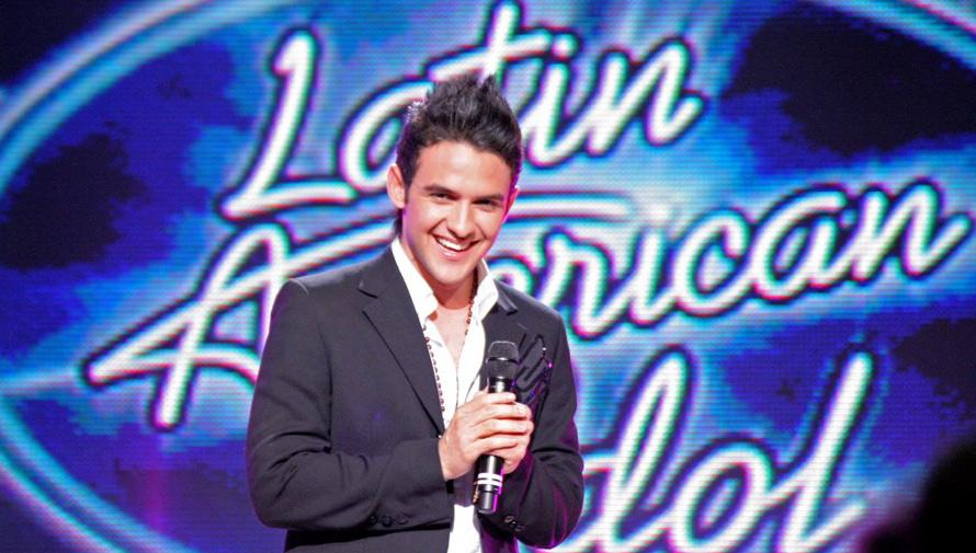 Hace 10 años Carlos Peña ganó el Reality Show Latin American Idol