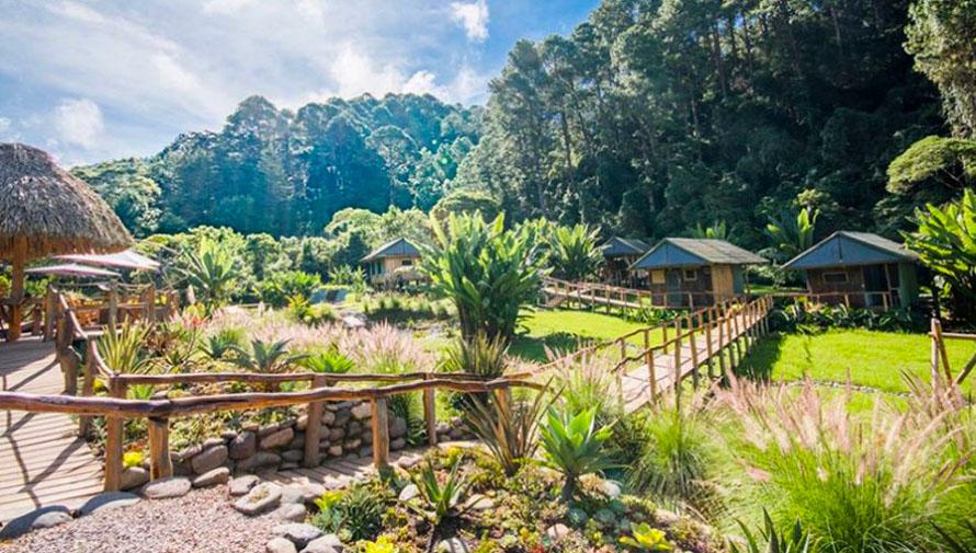 Hermosos destinos cerca de la Ciudad de Guatemala
