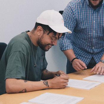 Jesse Baez representará a Guatemala en el Lollapalooza Argentina