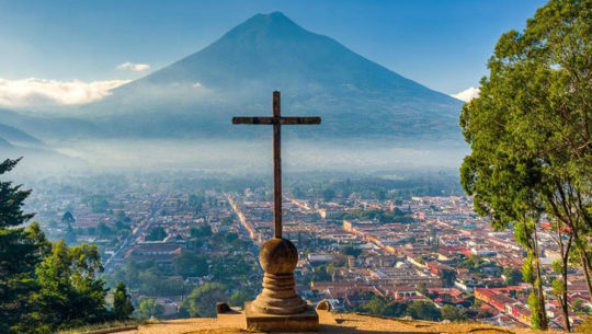 Las mejores cosas que puedes hacer y ver en Antigua Guatemala