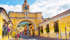 Lugares turísticos de Antigua Guatemala destacan en medio internacional