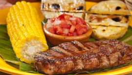 Restaurantes de carne asada y churrascos en Antigua Guatemala