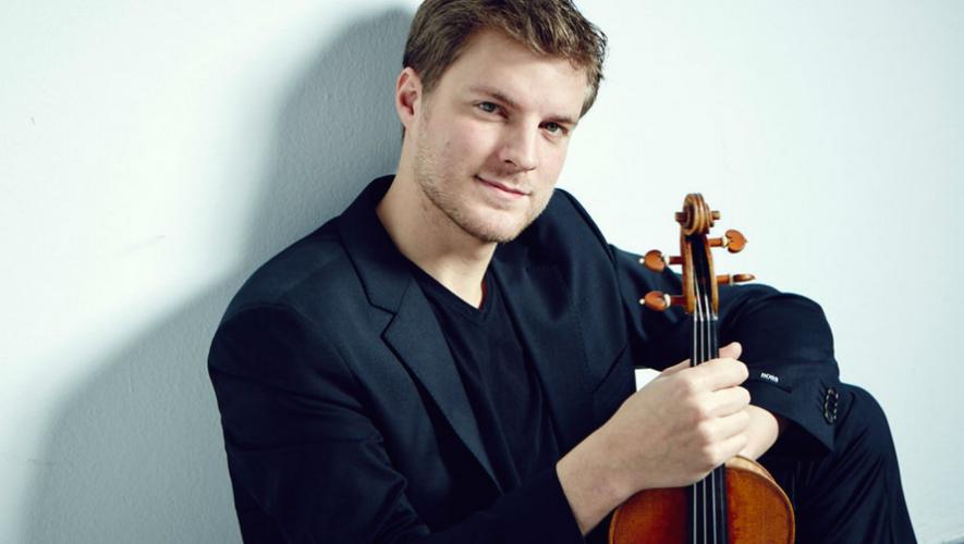Concierto de violín por Miguel Colom | Octubre 2017