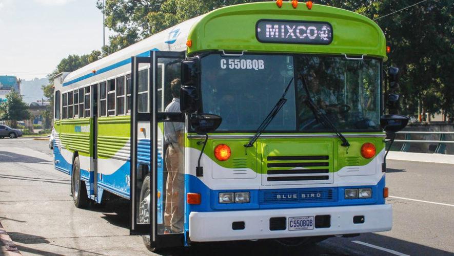 Municipalidad de Mixco ofrece oportunidad de empleo para pilotos