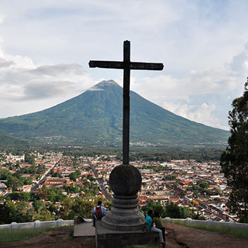 Paseo en el Cerro de la Cruz