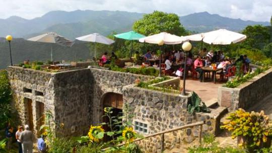 Restaurantes rodeados de naturaleza cerca de la Ciudad de Guatemala