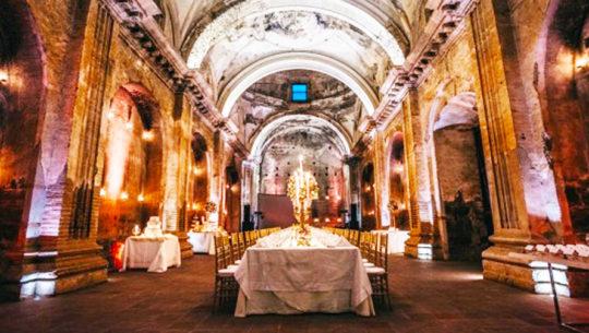 Lugares históricos para hacer eventos en Guatemala