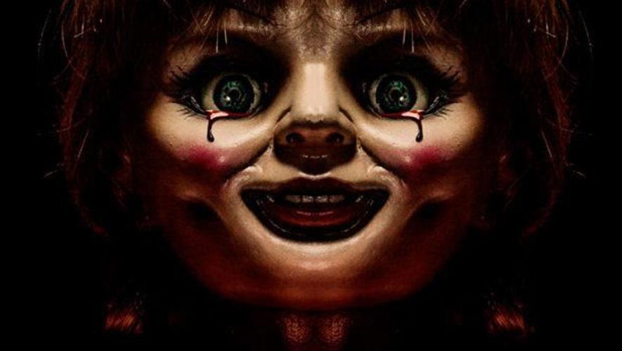 Película de terror Annabelle en Guatemala | Septiembre 2017