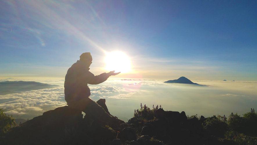 Ascenso nocturno al Volcán Tacaná | Septiembre 2017
