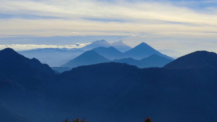 Ascenso a volcanes Santa María y Cuxliquel | Septiembre 2017