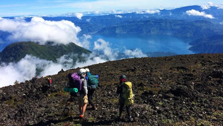 Ascenso a volcanes Tolimán y Atitlán | Septiembre 2017