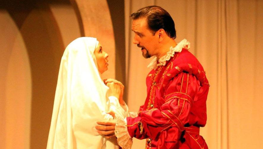 Obra teatral Don Juan Tenorio en Teatro del IGA   Noviembre 2017