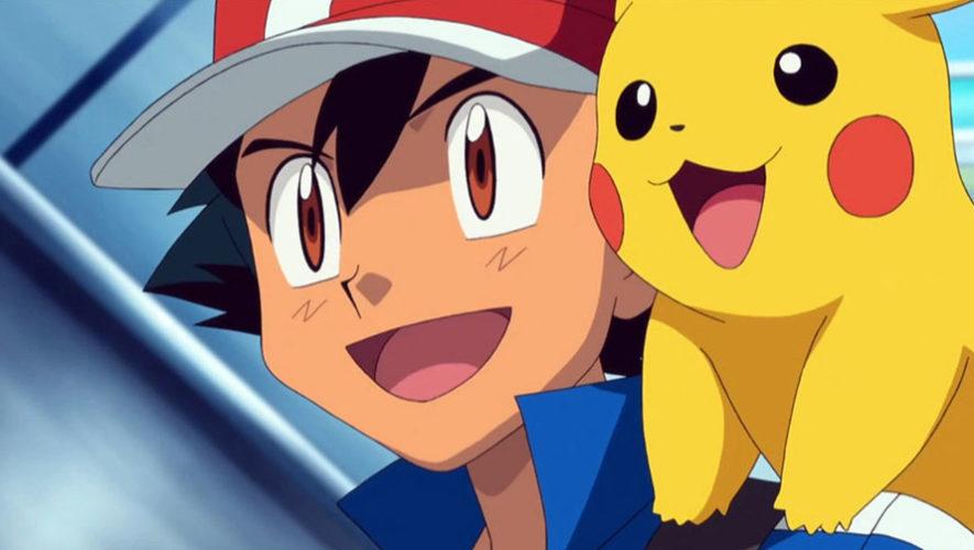 Estreno de Pokémon ¡Te elijo a ti! en Guatemala   Noviembre 2017