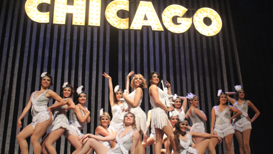 "Musical ""Chicago"" en Teatro Lux   2017"