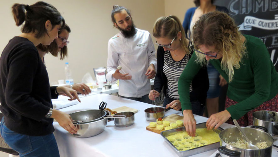 Taller de cocina vegana y cruda para principiantes | Octubre 2017