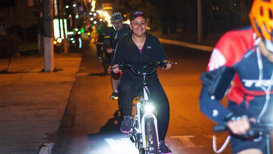Colazo en bicicleta al Mirador de Mixco | Septiembre 2017