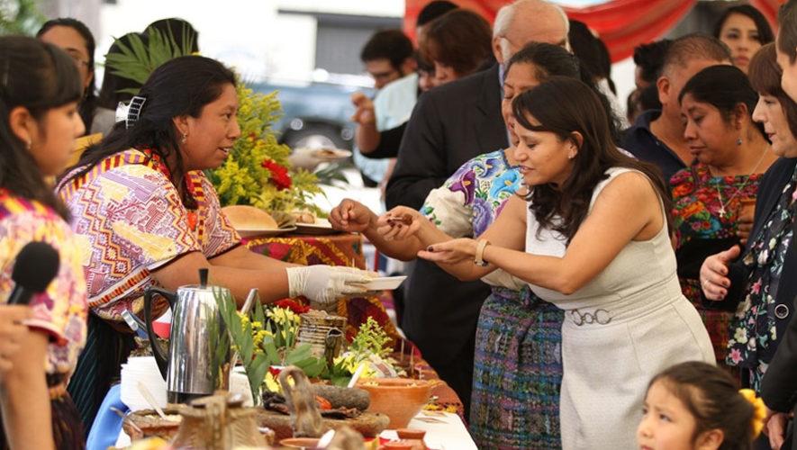 Festival gastronómico de comida guatemalteca   Septiembre 2017